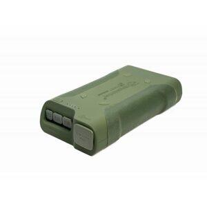 RidgeMonkey Powerbanka Vault C-Smart Wireless 42150mAh Green