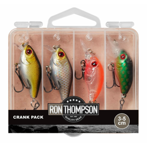 Ron Thompson Sada wobleru Crank Pack 4ks