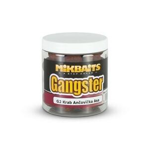 Mikbaits Boilie Gangster Balance 250ml - GSP Black Squid 20mm