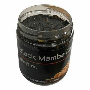 Mastodont Baits Pasta 200ml - Black Mamba