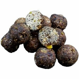 Mastodont Baits Boilies Quick Action Fish and Crab mix 20/24mm - 2,5kg