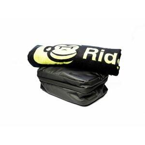 RidgeMonkey Kosmetická taška LX Bath Towel and Weatherproof Shower Caddy Set