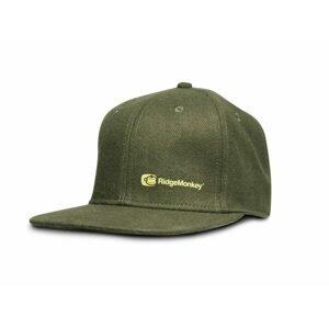 RidgeMonkey Kšiltovka APEarel Dropback Snapback Cap Green