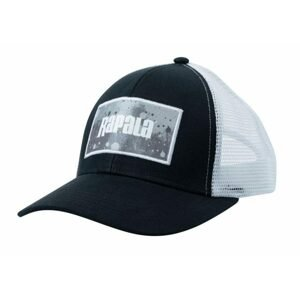 Rapala Kšiltovka Cap Splash Trucker Black/Grey