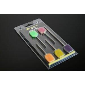 RidgeMonkey Sada jehel RM-Tec Needle Set 5ks