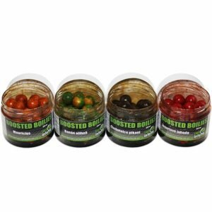Carp Inferno Boosted Boilies Nutra 20mm 300ml