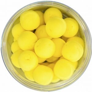Carp Inferno Pop - up boilies 13mm 150ml - Citrus (žlutá)
