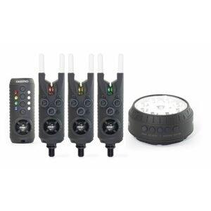 Sonik Sada hlásičů Gizmo Alarm + Bivvy Lamp 3+1