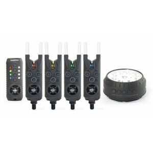 Sonik Sada hlásičů Gizmo Alarm + Bivvy Lamp 4+1
