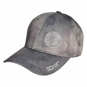 Sonik Kšiltovka Sonik SK-Tek Camo Snapback Cap