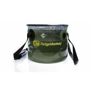 RidgeMonkey Kbelík Perspective Collapsible Bucket 15l