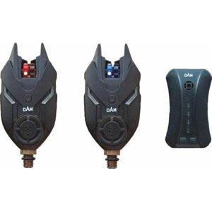 DAM Sada Signalizátorů TF Bite Alarm Set 2+1 Red,Blue