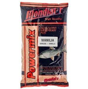 Mondial F Krmítková směs Powermix Roach 1kg - Vanilka