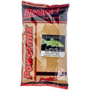 Mondial F Krmítková směs Powermix Tench 1kg - Kukuřice