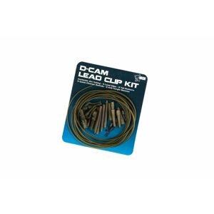 Nash Set pro montáž Lead Clip Pack D-Cam