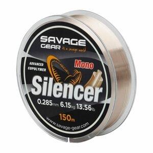 Savage Gear Vlasec Silencer Mono 150m - 0,28mm 6,15kg