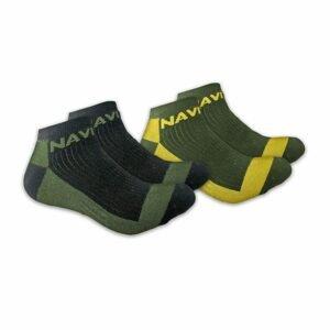 Navitas Ponožky Coolmax Ankle Sock Twin Pack