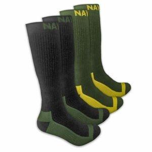 Navitas Ponožky Coolmax Boot Sock Twin Pack - 41-45
