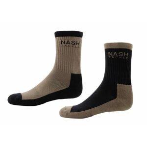 Nash Ponožky Long Socks - EU 41-46