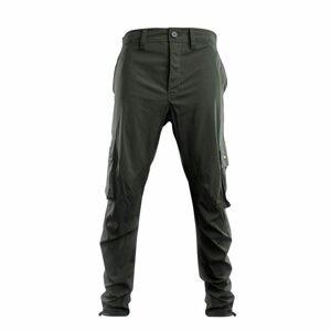 RidgeMonkey Kalhoty APEarel Dropback Cargo Pants Green - M