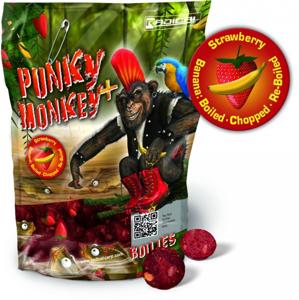 Boilies Radical 16mm 1kg Punky Monkey+