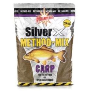 Krmítková Směs Dynamite Baits Method Mix Silver X Carp 2kg