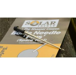Náhradní Jehla Solar Spare Boilie Needle 1ks