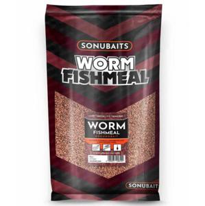 Krmení Sonubaits Worm Fishmeal
