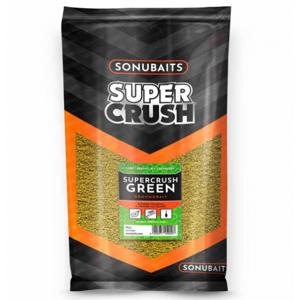 Krmení Sonubaits Supercrush 2kg Green