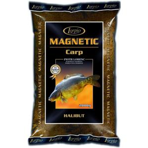 Krmítková Směs Lorpio Magnetic Carp 2kg Halibut