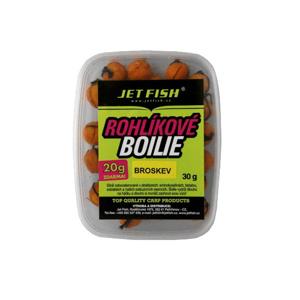 Rohlíkové Boilie JetFish 40gr Jahoda