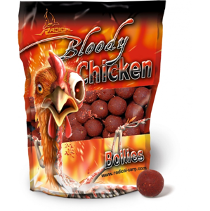 Boilies Radical 20mm 1kg Bloody Chicken