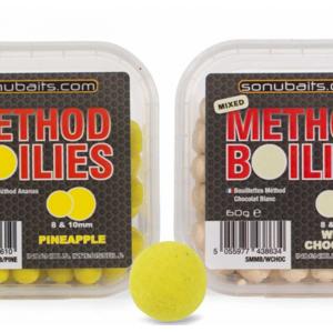 Boilies Sonubaits Mixed Method Boilies 60gr Krill