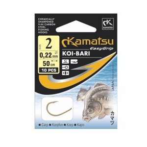 Návazec Kamatsu Koi-Bari Očko 50cm Velikost 6