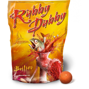 Boilies Radical 20mm 1kg Rubby Dubby
