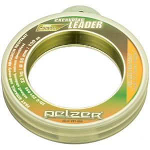 Šokový Vlasec Pelzer Executive Shock Leader 0,55mm/100m Černá