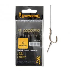 Hotový Návazec Browning Feeder Method Boilie Needle Velikost 10