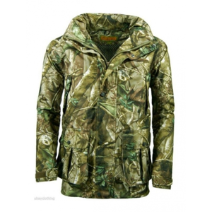 Bunda Game Stealth Camo Jacket Passion Green Velikost XXL