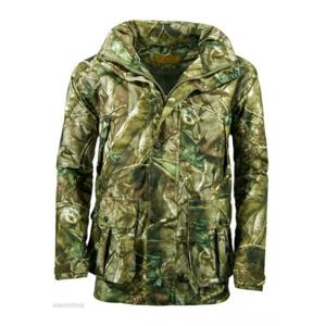 Bunda Game Stealth Camo Jacket Passion Green Velikost M
