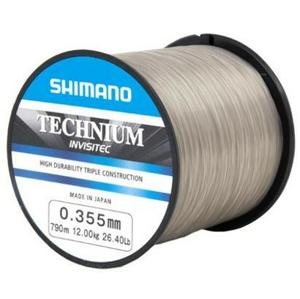 Monofilní Vlasec Shimano Technium Invisitec 1920m 0,22mm