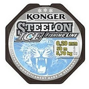 Vlasec Konger Steelon Ice 50m 0.18mm/4.7kg