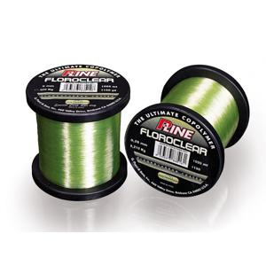 Vlasec P-Line Floroclear 1000m - zelený 0,25mm/7,47kg