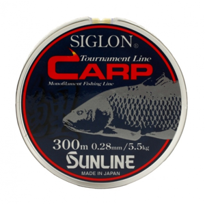 Vlasec Sunline Siglon Carp 300m BR 0,30mm/6,2kg
