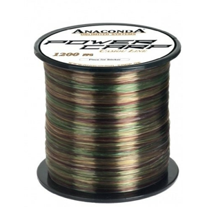 Vlasec Anaconda Power Carp Camou Line 3000m 0,28mm/6,85kg