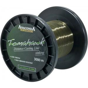 Vlasec Anaconda Tomahawk Line 3000m 0,30mm/7,50kg