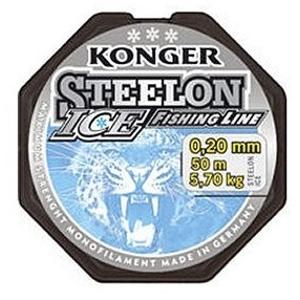 Vlasec Konger Steelon Ice 50m 0.22mm/6.6kg