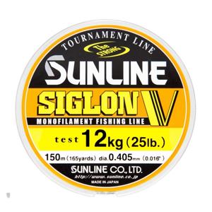 Vlasec Sunline Siglon V 100m Clear 0,260mm/6kg