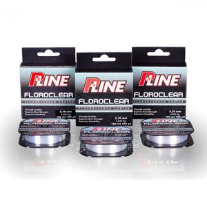 Vlasec P-Line Floroclear Clear 150m 0,20mm 4,96kg