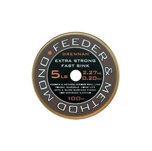 Vlasec Drennan Feeder & Method Mono 100m 0,26mm/8lb
