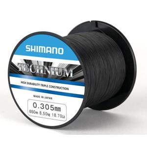 Vlasec Shimano Technium PB 0,185mm/2990m/3,2kg